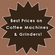 Best Prices on Coffee Machines and Grinders